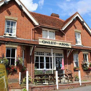 The Onley Arms Pre-Facelift