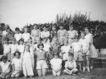 Wood-pile-and-youth-group-1