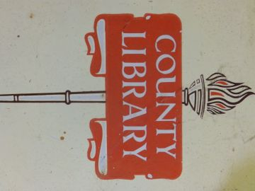 Montefiore-Library-sign